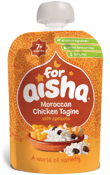 Halal Baby Food Range For Aisha